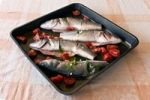 Thumbnail Cooked Sea-bass (Dicentrarchus labrax)