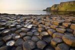 Thumbnail Giants Causeway basalt rocks, County Antrim, Northern Ireland, United Kingdom, Europe