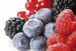 Thumbnail Wild berries, raspberries, blackberries, blueberries, currants