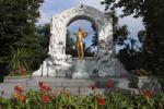 Thumbnail Johann Strauss monument in the Stadtpark, Viennese City Park, Vienna, Austria, Europe