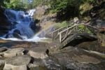 Thumbnail Datanla waterfall, tourist attraction, Central Highlands, Dalat, Asia, Vietnam