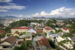 Thumbnail View over the rooftops of Dalat, Central Highlands, Vietnam, Asia