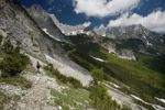 Thumbnail Wilder-Kaiser-Steig, Wilder Kaiser, Kaisergebirge mountains, Tyrol, Austria, Europe