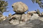 Thumbnail Ball of rock, Mount San Jacinto State Park, Palm Springs, Southern California, USA