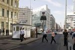 Thumbnail Checkpoint Charlie, former border crossing, Berlin, Germany, Europe