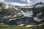 Thumbnail Small lake in the Naret lake plateau in the Alps, Val Lavizzara valley, Ticino, Switzerland, Europe