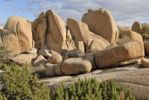 Thumbnail Rock formation at the White Tank, monzogranitee, Joshua Tree National Park, Palm Desert, Southern California, USA