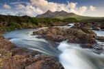 Thumbnail Creek on the Isle of Skye in the Cuillin Hills, Scotland, UK, Europe