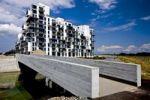 Thumbnail Modern building in Orestaden, Copenhagen, Denmark, Europe