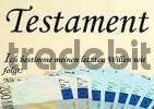Thumbnail symbolic for testament