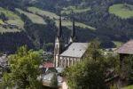 """Thumbnail """"Pongauer Dom"""" cathedral, parish church of St. John, St. Johann im Pongau, Land Salzburg, Salzburg, Austria, Europe"""