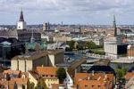 Thumbnail View of Copenhagen from the top of Our Saviours Church, Copenhagen, Denmark, Europe