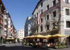 Thumbnail Herzog-Friedrich-Strasse, Hotel Goldener Adler, historic city centre of Innsbruck, Tyrol, Austria, Europe
