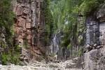 Thumbnail Bletterbachcanyon, Geoparc Bletterbach, Aldein-Radein, South Tyrol Italy