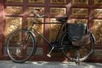 Thumbnail Chinese bicycle, Dali, Yunnan Province, People's Republic of China, Asia