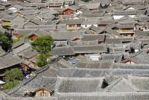Thumbnail Tiled roofs, old town of Lijiang, UNESCO World Heritage Site, Yunnan Province, People's Republic of China, Asia
