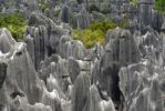 Thumbnail UNESCO World Heritage Site, rocks like sculptures, Karst topography, Shilin Stone Forest, Yunnan Province, People's Republic of China, Asia