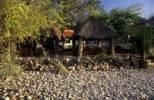 Thumbnail safari camp at Lake Tanganyika