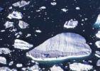Thumbnail Iceberg, Kangia Ice Fjord, Ilulissat, Jakobshavn glacier, UNESCO World Heritage site, aerial view, Greenland
