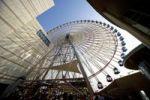 Thumbnail Ferris wheel, western architecture, exterior, Taipei, Taiwan, China, Asia