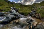 Thumbnail Mountain stream, Gaschurn, Montafon, Vorarlberg, Austria, Europe