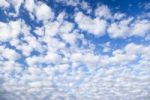Thumbnail Blue, cloudy sky