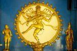 Thumbnail Hindu deity, relief, Singapore, Asia