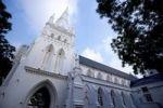 Thumbnail St Andrew's Church, exterior, Singapore, Asia