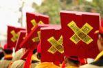 Thumbnail Religious procession, Taipei, Taiwan, China, Asia