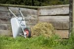 Thumbnail Wheelbarrow and hay