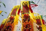 Thumbnail Traditional procession, Taiwan, China, Asia