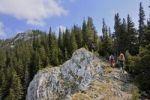 Thumbnail Acent to the summit of Mt. Krummbachstein, Lower Austria, Austria, Europe