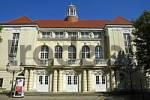 Thumbnail municial theatre, Minden, Teutoburg Forest, North Rhine-Westphalia, Germany