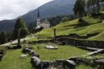 Thumbnail Excavation, Early Christian Church, St. Peter and Paul Church, Kirchbichl of Lavant, East Tyrol, Tyrol, Austria, Europe