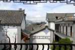 Thumbnail Architecture, typical houses in the old town, Dali, Yunnan, People's Republic of China, Asia