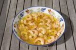 Thumbnail Shrimps in olive oil with garlic