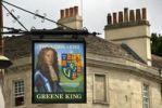 Thumbnail Pub sign, Bradford on Avon, Wiltshire, England, United Kingdom, Europe