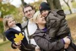 Thumbnail Familie im Herbst