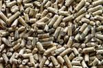 Thumbnail wood pellets