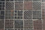 Thumbnail Old paving tiles, town square, Muehldorf am Inn, Bavaria, Germany, Europe