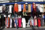 Thumbnail Clothes bazaar in Tunis, Tunisia