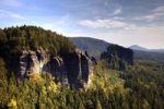 Thumbnail Rocky landscape, Saxon Switzerland, Saxony, Germany, Europe