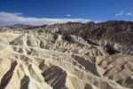 Thumbnail Landscape at Zabriskie Point, Death Valley National Park, Mojave Desert, California, Nevada, USA