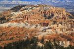 Thumbnail View into the Bryce Canyon, Utah, USA, North America