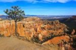 Thumbnail View into the Bryce Canyon, Utah, USA, North America