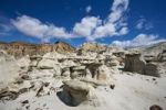 Thumbnail Hoodoos in the White Valley, rock formation, Utah, America, United States
