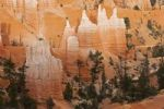 Thumbnail Rocky landscape with hoodoos, Bryce Canyon National Park, Utah, USA
