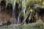 Thumbnail Waterfall, Plitvice Lakes National Park, Plitvice Jezera, Lika-Senj, Croatia, Europe