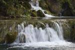 Thumbnail Waterfall, Plitvice Lakes National Park, Plitvice Jezera, Lika-Senj, Croatia, Europe
