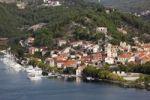 Thumbnail Skradin, Krka River, aeibenik-Knin, Dalmatia, Croatia, Europe